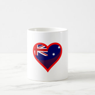 Australian love coffee mugs