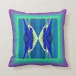 Australian Marlin Throw Pillow