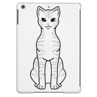 Australian Mist Cat Cartoon iPad Air Case