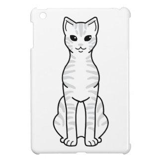 Australian Mist Cat Cartoon Cover For The iPad Mini