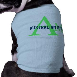 Australian Mist Monogram Design Shirt