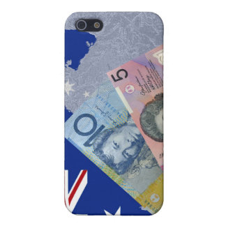 Australian Money iPhone SE/5/5s Case