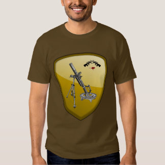 AUSTRALIAN MORTAR BATTERY SHIRT