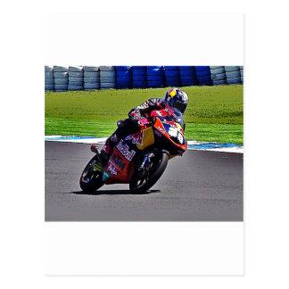 Australian Moto Grand Prix Postcard