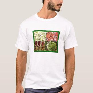 Australian Native Flora Panel 4A T-Shirt