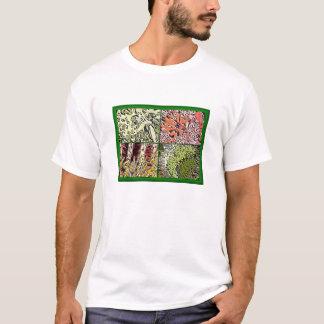 Australian Native Flora Panel 4C T-Shirt