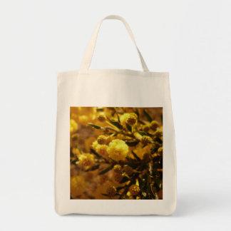 Australian Native Flower Series Canvas Bags
