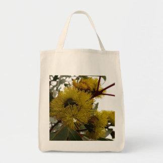 Australian Native Flower Series Grocery Tote Bag