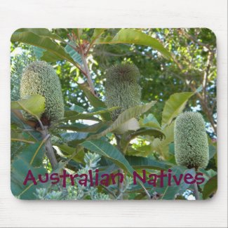Australian Natives Mousepad mousepad