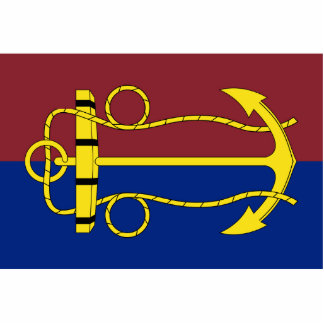 Australian Navy Board, Australia flag Acrylic Cut Out