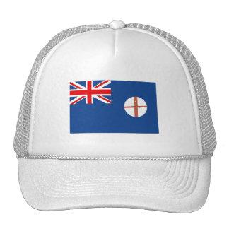 Australian New South Wales Flag Trucker Hat
