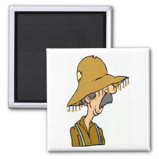 Australian Old Man Magnet
