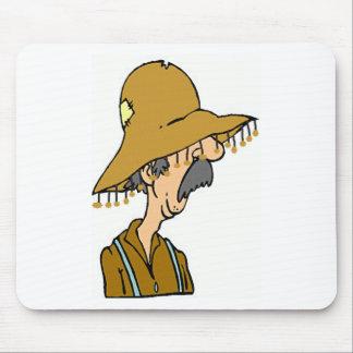 Australian Old Man Mouse Pad