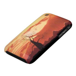 Australian Orange Sunset iPhone 3G 3GS BT Case