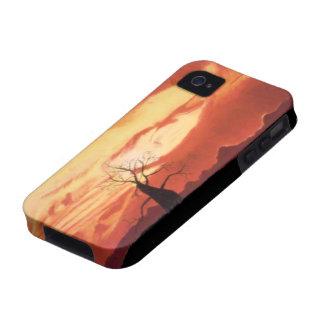 Australian Orange Sunset iPhone 4 4S Vibe Case iPhone 4 Case