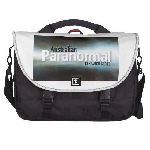 Australian Paranormal Research Group  Merchandise Laptop Messenger Bag