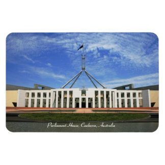 Australian Parliament House Canberra - Magnet
