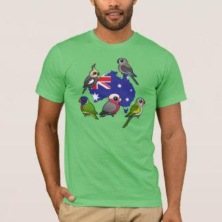Australian Parrots T-Shirt