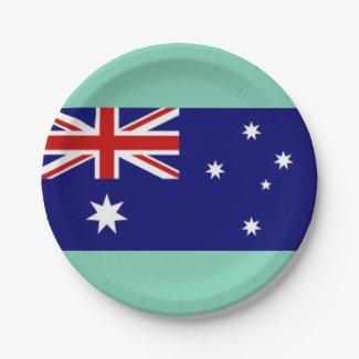 Australian Party Plates