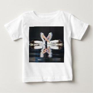 Australian Pelicans Pelecanus Conspicillatus Baby T-Shirt