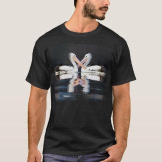 Australian Pelicans Pelecanus Conspicillatus T-Shirt