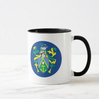 Australian Pitcairn Islands Flag Mug