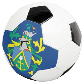 Australian Pitcairn Islands Flag Soccer Ball