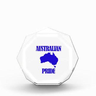 Australian pride designs award