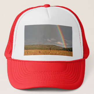 Australian rainbow over the Gold Coast Trucker Hat