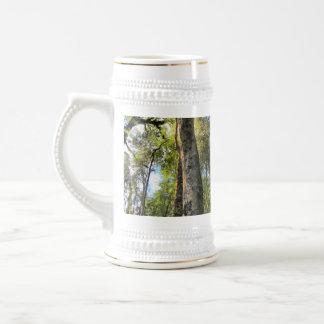 Australian Rainforest Eucalyptus Gum Trees Beer Stein