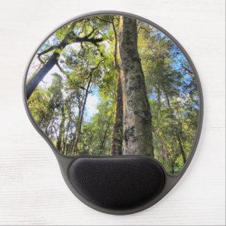 Australian Rainforest Eucalyptus Gum Trees Gel Mouse Pad