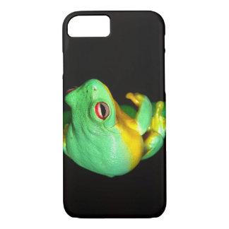 Australian Red Eye Treefrog, Litoria chloris, iPhone 7 Case