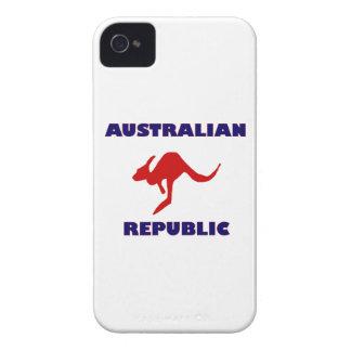 Australian Republic iPhone 4 Cover