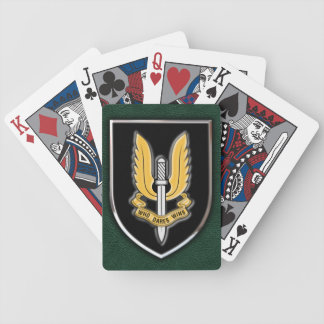 Australian SAS Bicycle Playing Cards