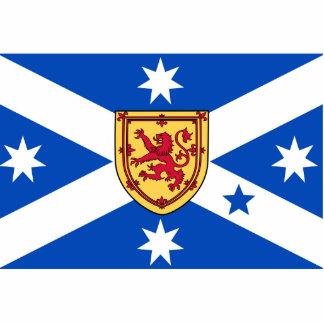 Australian Scottish Heritage, Australia Cut Outs