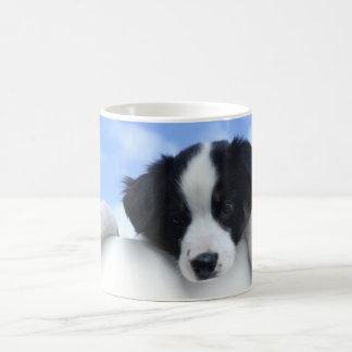 Australian Sheepdog Puppy Coffee Mug