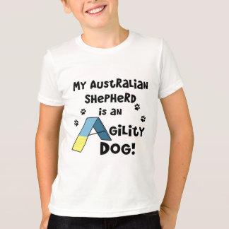 Australian Shepherd Agility Dog Child's T-Shirt