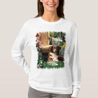 Australian Shepherd Art Gifts T-Shirt