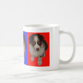 Australian Shepherd (Aussie) Red Tri Mug