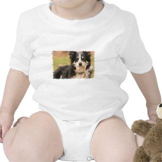 Australian Shepherd Baby T-Shirt