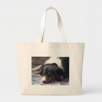 Australian Shepherd Canvas Bags