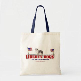 Australian Shepherd Canvas Bag