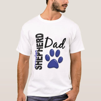 Australian Shepherd Dad 2 T-Shirt