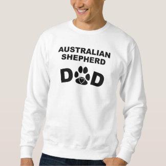 Australian Shepherd Dad Sweatshirt