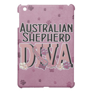 Australian Shepherd DIVA iPad Mini Covers