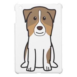 Australian Shepherd Dog Cartoon iPad Mini Case