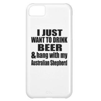 Australian Shepherd Dog Designs Cover For iPhone 5C