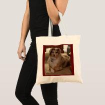 AUSTRALIAN SHEPHERD Dog Pet Breed TOTE BAG
