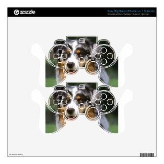Australian Shepherd Dog PS3 Controller Decal