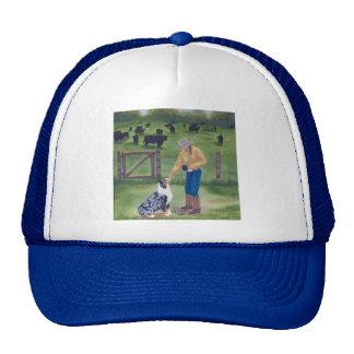 Australian Shepherd ~ End of the Day Trucker Hat